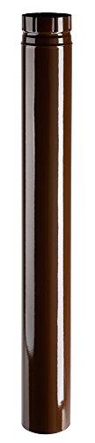 ALA SMALTO aeternum Q20100400100 Canale da Fumo Porcellanato, Marrone