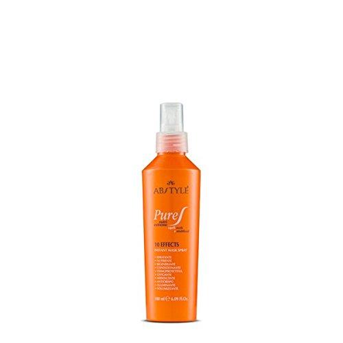 Ab Style | Pures Nutri Extreme – Maschera Spray senza risciacquo,rinforzante e rigenerante contro le doppie punte(180ml)