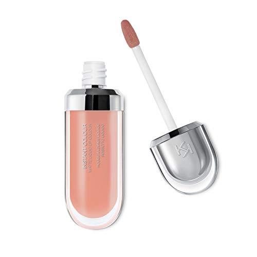 KIKO Milano Instant Colour Matte Liquid Lip Colour 01 | Rossetto Liquido Mat, Colore Eterno, Finish Mat Ottimo