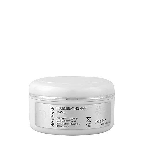 Wella Professionals SP ReVerse Regenerating Hair Mask, maschera per capelli rigenerante, 150 ml (etichetta in lingua italiana non garantita)