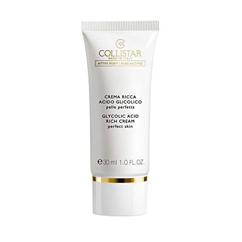 Collistar Crema Rica Acido Glicolico - 30 ml.