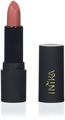 Inika Organic Vegan Lipstick - Pink Poppy