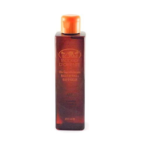 Ricordi D'oriente Olio super abbronzante al mallo di noce e olio d'argan 0041
