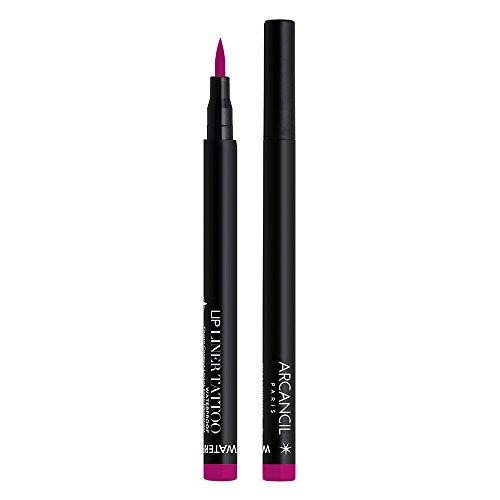 Arcancil 1858T500 - Matita per labbra Lip Liner Tatoo 500, colore: prugna