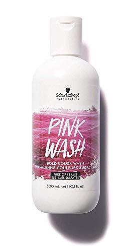Schwarzkopf Pink Wash Shampoo - 300 Ml, rosa