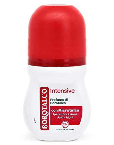 Borotalco Deodorante Roll-On Intensive, 50 ml