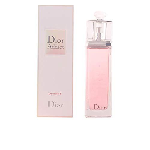 Dior Addict, Eau Fraiche, Eau de Toilette di Christian Dior, spray per donna, 100 ml