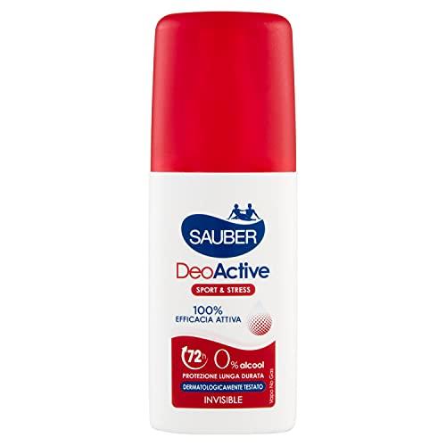 SAUBER Deodorante Deoactive Vapo - 75 ml