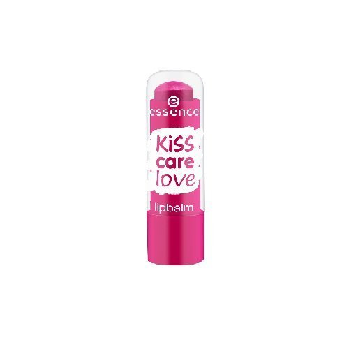Essence Kiss care Love Balsamo labbra morbide e brillanti, n. 07 Fruity Beauty, 4 g, 0,14 oz
