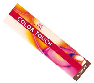 Wella Color Touch Deep Browns 7/7 - Medium Brunette Blonde Semi-Permanent Hair Colour / Tint 60ml Tubes by Color Touch