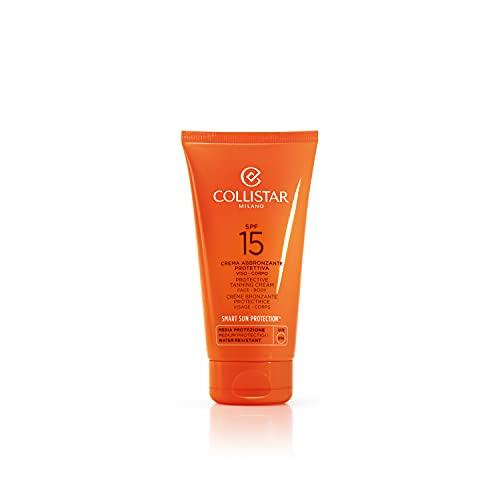 Collistar Crema Solare Abbonzante Protettiva - 198 g