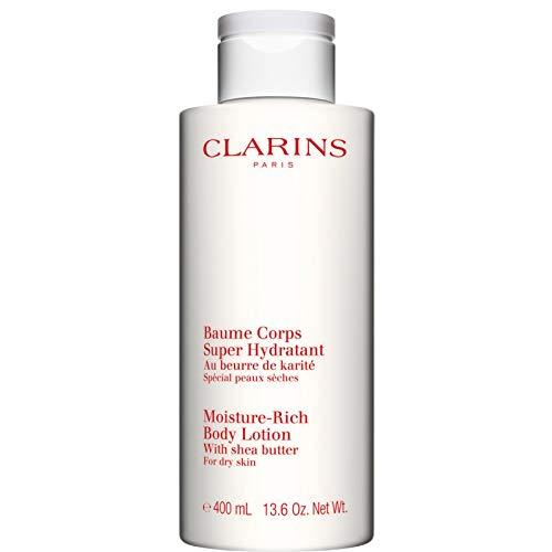 Clarins Baume Corps Super-Hydratant 400 ml- balsamo corpo per pelli secche