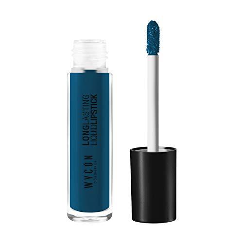 WYCON cosmetics LIQUID LIPSTICK rossetto liquido dal finish opaco (66 blu fashion)