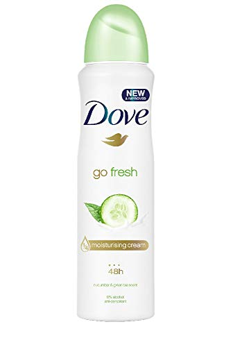 Dove Go Fresh Cetriolo Spray 150 ml