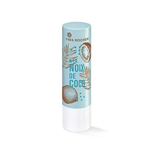 Yves Rocher Balsamo Labbra Noce di Cocco Per labbra naturalmente sublimate e nutrite.