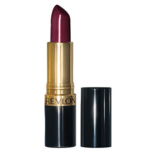 RevlonSuper Lustrous, Rossetto, N°477 Black Cherry, 4.2 g