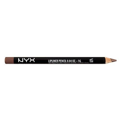 NYX Slim Lip Pencil - Nude Truffle