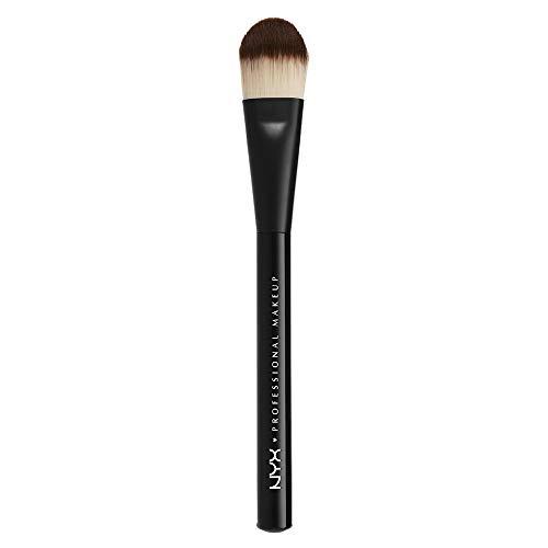 NYX Professional Makeup Pennello Viso Piatto Professionale Pro Brush Flat Foundation