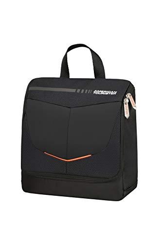 American Tourister Summerfunk Accessori da Viaggio- Kit di Prodotti per l'Igiene Personale, Taglia Unica, Nero (Black)