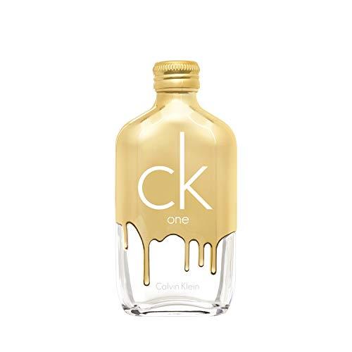 Calvin Klein One Gold Eau de Toilette spray, unisex, 100 ml