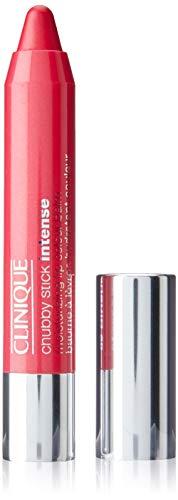 Clinique Chubby Stick Balsamo Labbra Colorato ad Idratazione Intensa, 05 Plushest Punch, 3 g