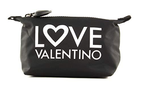 Mario Valentino VALENTINO by Pixie Soft Cosmetic Case Nero