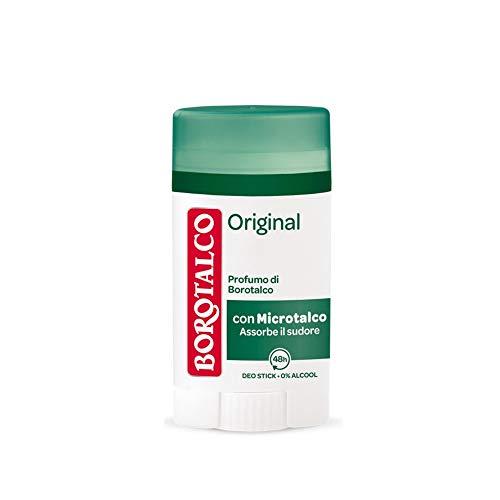 Set 6 BOROTALCO Deodorante Stick 40 Original Fresh Cura E Igiene Del Corpo