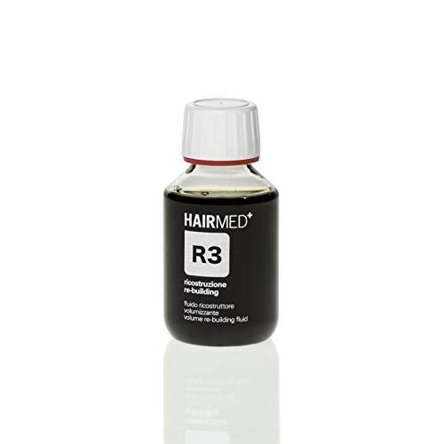 HAIRMED - R3 Siero Cheratina - Volumizzante per Capelli Fini - 100 ml