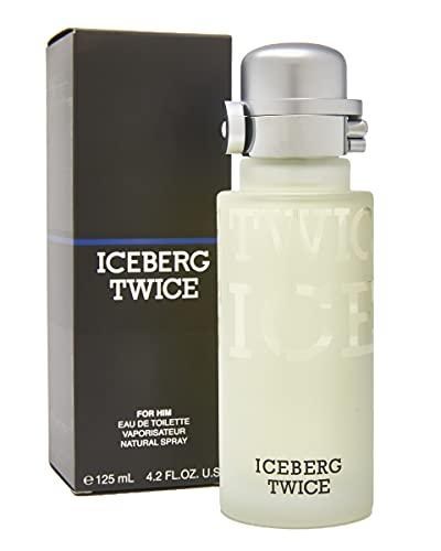 Iceberg Twice Eau de Toilette 125 ml Spray Uomo
