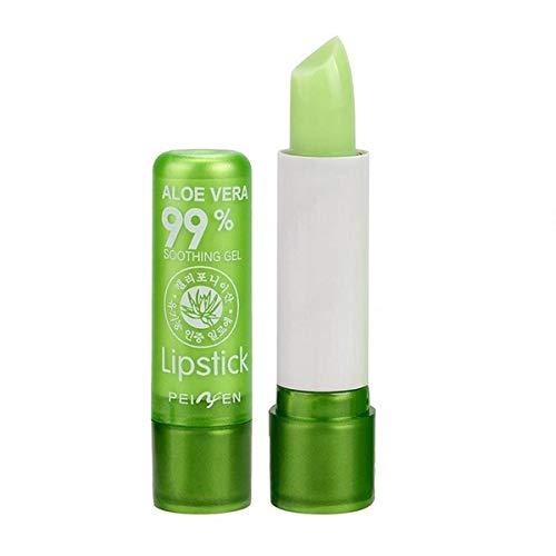Balsamo per le labbra con effetto colorato, realizzato con Aloe Vera 99%