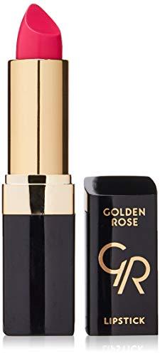 Golden Rose - Rossetto idratante senza parabeni, n. 57, rosa fluo
