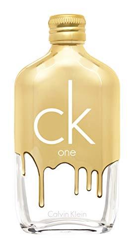 Calvin Klein One Gold, eau de toilette spray, unisex, 50 ml