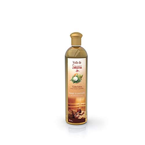 Camylle, telo da sauna, Soluzione a base di oli essenziali per sauna in legno di cedro Litsea stimola la convivialité-250 ml