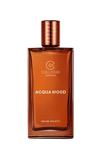 Collistar Profumo Acqua Wood, Profumo da uomo intenso e avvolgente, 100ml