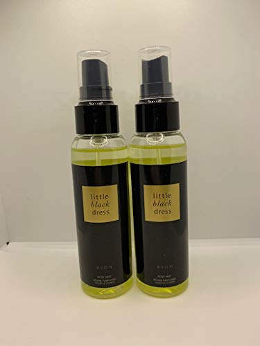 Little Black Dress Body Mist, spray da 100 ml