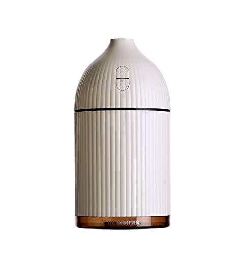 Umidificatore 300Ml Diffusore Di Olio Essenziale Di Aroma Ad Ultrasuoni Usb Incorporato In Compresse Di Aroma Per Purificatore D'Aria D Casa Ufficio Auto