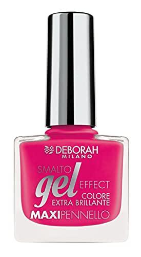 DEBORAH, Gel effect 117 orchyd smalto prodotto cosmetico make up per unghie - 500 g