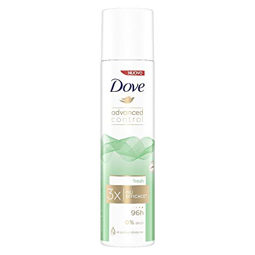 Dove Advanced Control Fresh Deodorante Spray, 100 ml