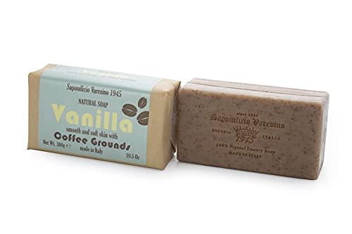 Saponificio Varesino - Saponetta Scrub Envelope Vaniglia & Caffè - 300 g