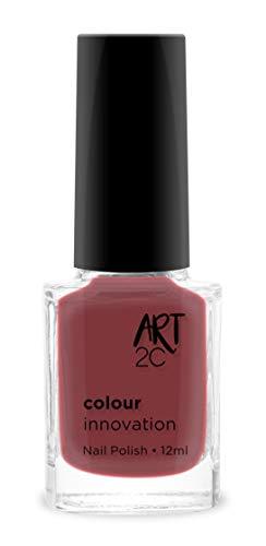 Art 2C Nothing to Hide Colour Innovation Classic Nail Polish - Smalto per unghie classico, 96 colori, 12 ml, colore: 607