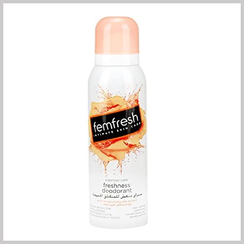 Femfresh deodorante spray, confezione da 125ml