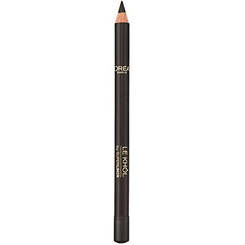 L'Oréal Paris Color Riche Le Khol Matita Occhi, 101 Midnight Black