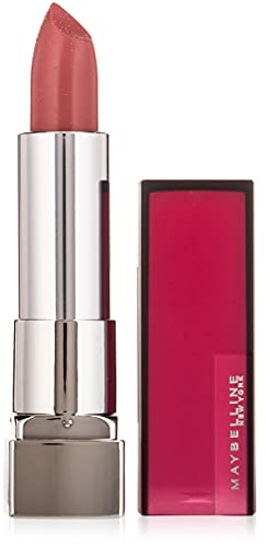 Maybelline New York Color Sensational Matte Nudes Rossetto Cremoso Matte Nude, 987 Smoky Rose