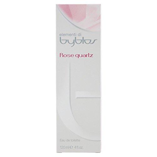 Byblos Rose Quartz Profumo Eau De Toilette Da Donna - 250 Ml