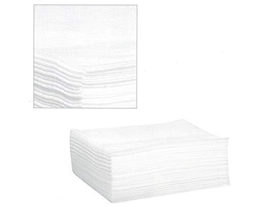 Asciugamani per manicure monouso, in spunlace, 30x 40cm, 100pezzi