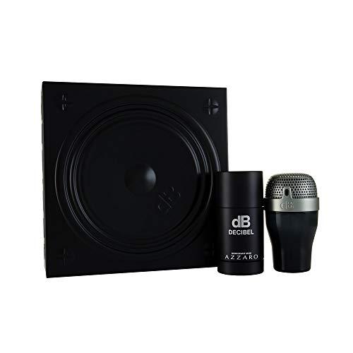 Azzaro decibel Eau de Toilette 50ml e deodorante stick 75ml set regalo per lui