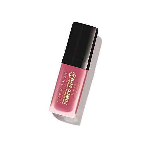 Avon True Color Power Stay - Rossetto liquido Relentless, 26 g, colore: Rosa