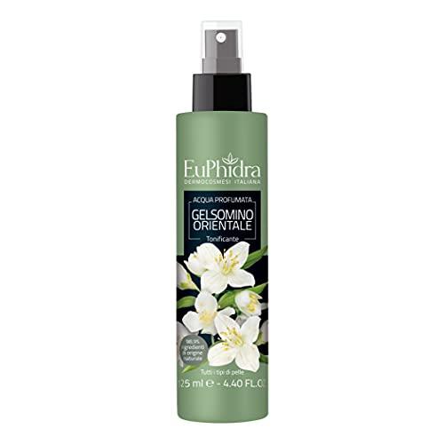 EuPhidra Acqua Profumata Tonificante Spray Fragranza Gelsomino Orientale 125 ml