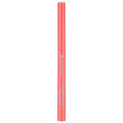 ESSENCE Long Lasting Lipliner N. 04Peach Beauty–Automatic Lipliner Contenuto: 0,23G contorno matita per le Labbra.