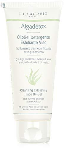 L'Erbolario ALGADETOX - Gel per la pulizia del viso, 100 ml